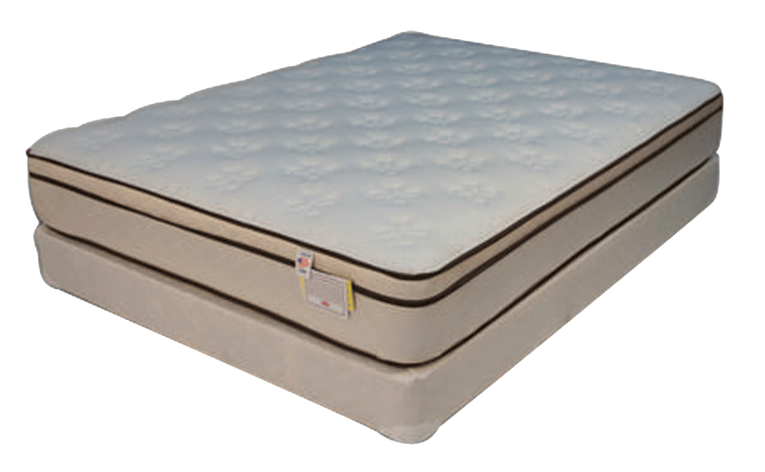 Dream and Rest Hermosa Plush Mattress