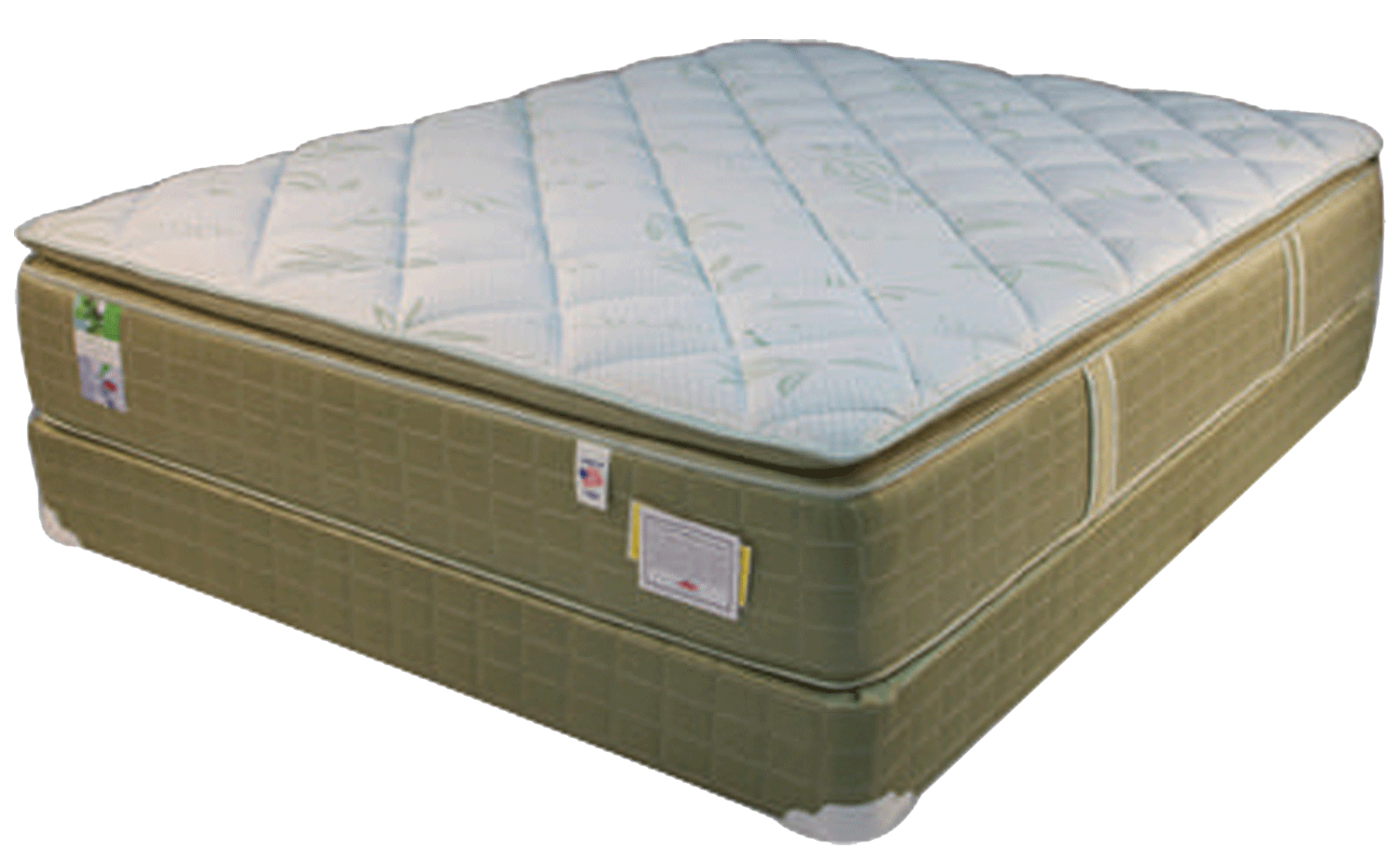 Dream and Rest Natural Element Mattress